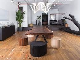 uhuru design takes their home design and jewelry showroom to