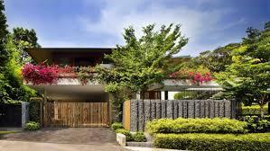 modern tropical house design singapore designs home kevrandoz