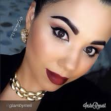 what eye makeup should i wear with red lipstick makeup vidalondon