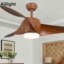 ceiling fan led light remote control nordic brown vintage dc ceiling fans with lights remote control