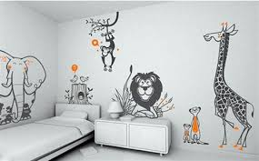 Wallpapers Room Wallpapers Manufacturer From Delhi - Kid room wallpaper