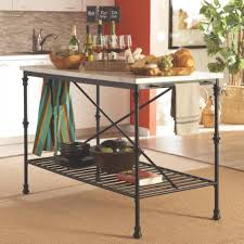 where can i buy a kitchen island buy kitchen carts kitchen island with faux marble top coaster in