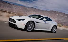What We U0027ll Miss About The Outgoing Aston Martin Vantage