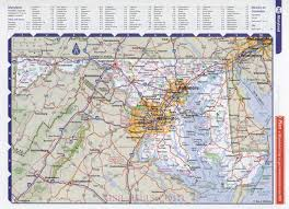 Map Of Md Highway Histories
