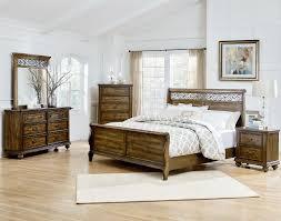 Standard Bedroom Furniture by Lge 81900 Monterey 81911 6 6 Sleigh Bed Main Jpg