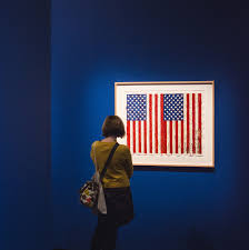 Jasper Johns Map The American Dream Becomes Reality U2026 At The British Museum U2013 The