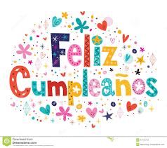 happy birthday beautiful in spanish jerzy decoration