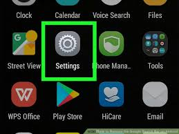remove bar android how to remove the search bar on android 7 steps