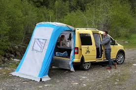 Nissan Rogue Tent - volkswagen caddy commerical van could come to u s