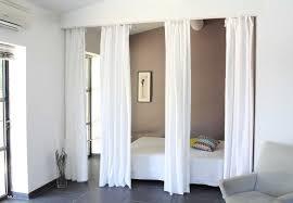 separation chambre rideaux en comme saparation de inspirations et inspirations et