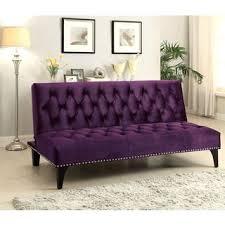 Armen Living Barrister Sofa by Purple Sofa Home Design Magazine Greathomedesign Quotesoffame Com