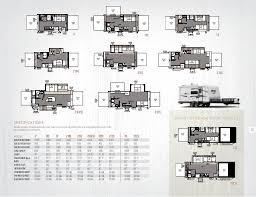 Rockwood Travel Trailer Floor Plans 2014 Forest River Rockwood Mini Lite Ultra Lite Roo Travel Traile U2026