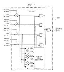 patent us20040122883 high speed add compare select circuit for