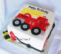 firetruck cake truck birthday cake best 25 truck cakes ideas on
