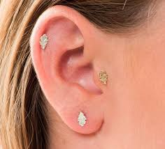 earring helix 25 awesome helix piercing jewelry inspirations