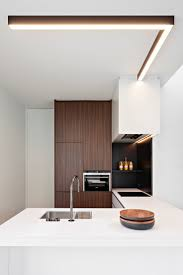 best images about kitchen for small spaces pinterest obumex kitchen white brown lightning design
