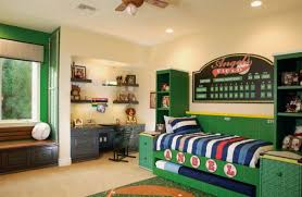 Basketball Room Decor Hire Room Decor Bright Paint Need Not Be Relegated To The Walls