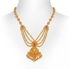 long gold necklace sets images Gold necklace long gold mohan mala necklace set jpg