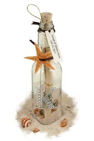 wedding invitations in a bottle starfish message in a bottle optional rhinestone