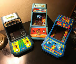 Table Top Arcade Games It8bit U2014 Coleco Tabletop Arcade Game Collection Image By