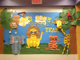 jungle themed bulletin board by ms schramm bulletin boards