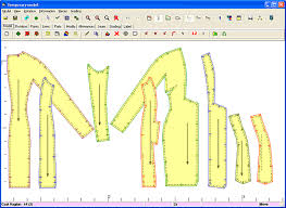 pattern and grading software comtense software