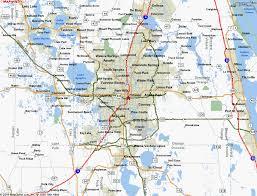 map usa orlando map of orlando fl