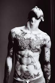 100 tattoo male models hottest tattooed male models page 4