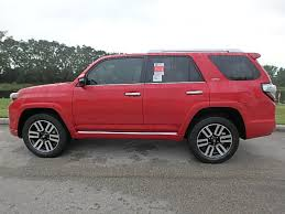 toyota 4runner limited 4wd 2018 toyota 4runner limited 4wd at central florida toyota