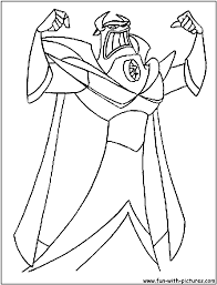 toy story coloring pages zurg periodic tables