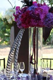 Feather And Flower Centerpieces by 47 Bright Floral Centerpieces For Spring Weddings Weddingomania
