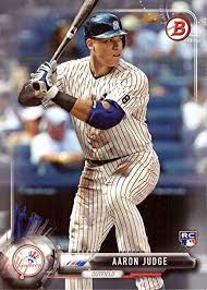 18 Best Aaron Judge Collectibles Images On Pinterest New York - com 2017 bowman baseball 32 aaron judge rookie card sports
