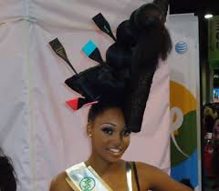 2015 bonner brothers hair show 17 craziest hair show styles