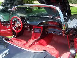 1961 chevy corvette 1961 chevrolet corvette custom convertible 160972