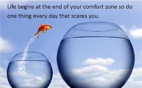 Life Begins When You Step Out Of Your Comfort Zone How To Step Out Of Your Comfort Zone Mr Outsource Blog