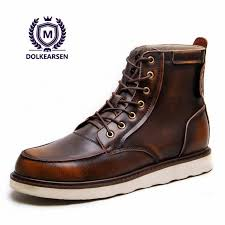 quality s boots dolkearse brand martin boots fashion leather s boots high