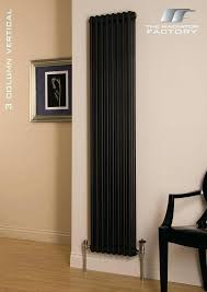 kitchen radiators ideas plinth kitchen radiator by the company radiators vertical cast
