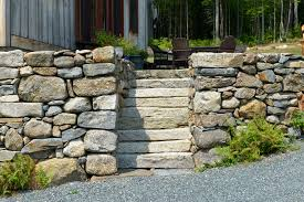 building stone walls with kevin gardner new hampshire home