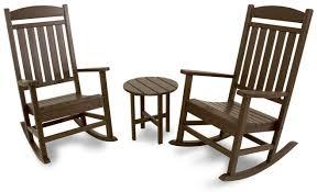 Upholstery Repair South Bend Indiana Ivy Terrace 3 Piece Rocker Seating Group U0026 Reviews Wayfair