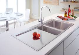 Best Gauge For Kitchen Sink by Ideas Mesmerizing Unique Modern Stainless Steel 18 Gauge Faucet