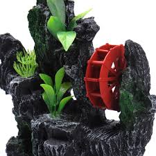 artificial hill resin rockery manmade rock miniature stone for