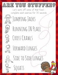 are you stuffed thanksgiving mini workout your therapy source