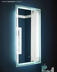 cool lighted bathroom makeup mirror bathroom light illuminated
