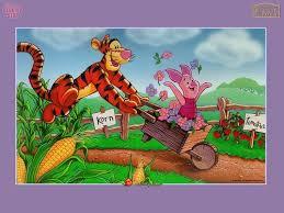 winnie pooh images tigger piglet wallpaper hd wallpaper