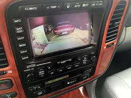 back up camera for lx470 2002 clublexus lexus forum discussion