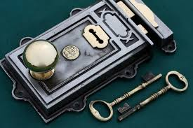 what is a rim lock or rim latch and which door knobs are suitable