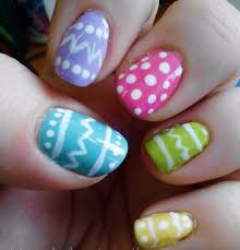 Easter Nail Designs 15 Easter Egg Nail Art Designs Ideas Trends U0026 Stickers 2015