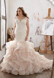 designer wedding dresses gowns julietta collection plus size wedding dresses morilee