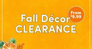 0 00 fall decor clearance sale at wayfair dealepic