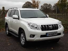 land cruiser 2005 used toyota landcruiser cars for sale motors co uk